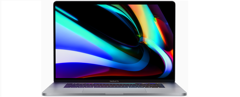 Apple's new 16-inch MacBook Pro